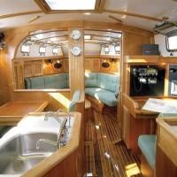 Small Boat Interior Design Ideas